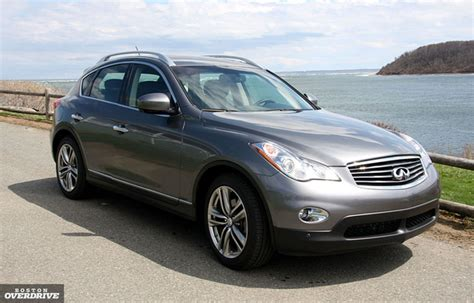 2011 Infiniti Ex35 2011 Infiniti Ex35 High Tech Wagon Serves Luxury For Two