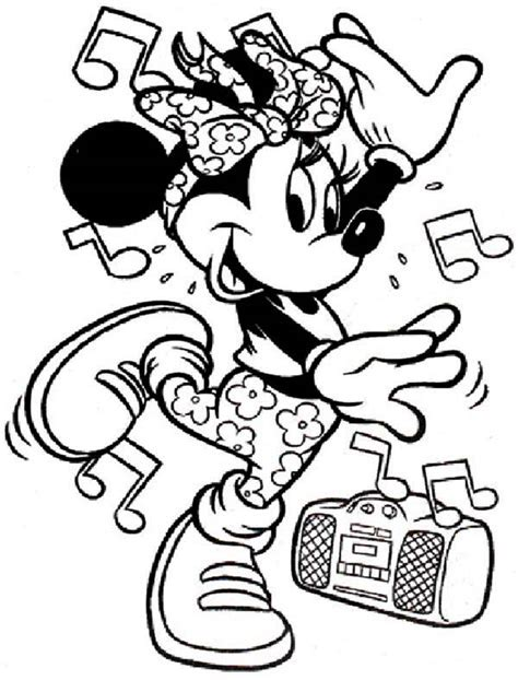 Dance For Kids Free Coloring Pages On Art