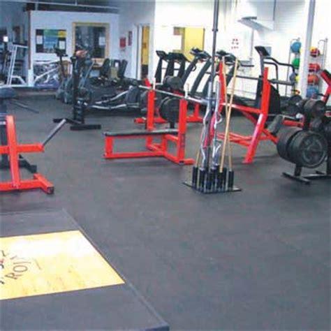 Rubber Mats For Weight Room by Rubber Flooring Interlocking Rubber Mats Nutek Flooring