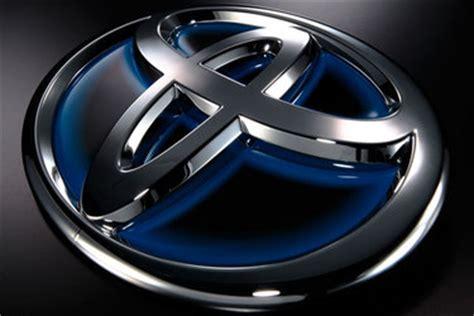 toyota hybrid logo toyota iq jdm heat blue hybrid toyota logo rear emblem