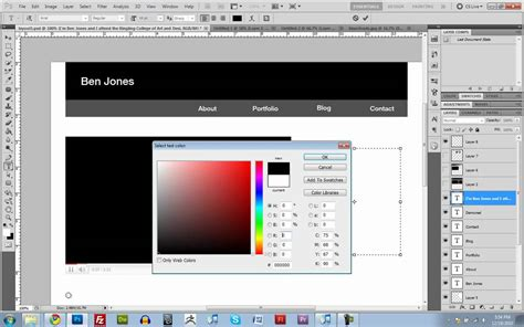 website tutorial from start to finish portfolio website tutorial from start to finish design