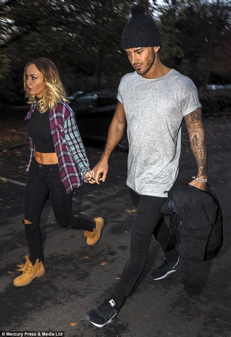 Where To Buy Chanelle From Big Brothers Black Ribbon Tie Shoes by Chanelle Pictured With New Boyfriend Luke Martin