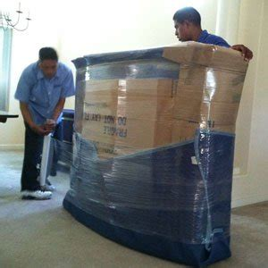 how to wrap a couch for moving bay area movers san francisco sacramento moving company