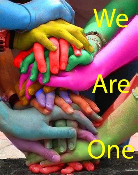 all together different upholding the church s unity while honoring our individual identities books we are one literally of a different color join