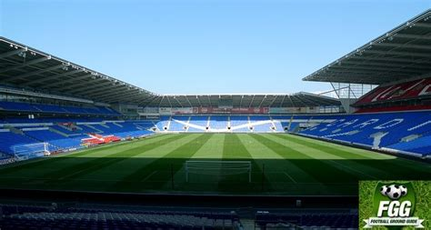 Home Entrance Design Pictures by Cardiff City Stadium Cardiff City Fc Football Ground Guide