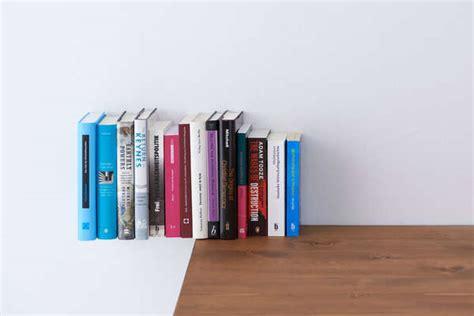 illusory shelf extenders ultimate floating book shelf