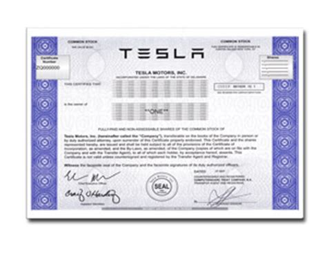 How Much Are Tesla Shares One Real Of Tesla Motors Inc Stock In 2 Minutes