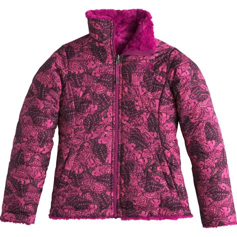 Jaket Pink the mossbud swirl reversible jacket backcountry
