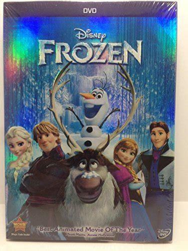 Dvd Frozen Imported frozen dvd 2014 wantitall