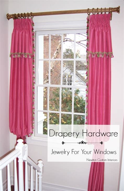 window drapery hardware drapery hardware like jewelry for your windows newton