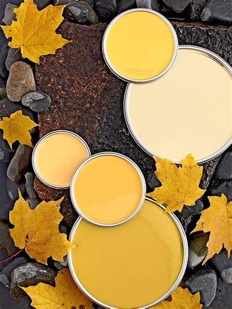 hues of yellow paint colors new york and hue on pinterest