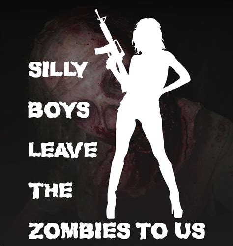 Honda Killer Sticker by Girls Zombie Hunter Killer Vinyl Decal Sticker Silly Boys