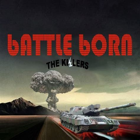 Cd The Killers Battle Born Imported battle born reverbnation