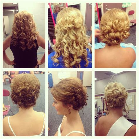 easy pageant hairstyles teens pageant hair hair updos curly hair n beauty
