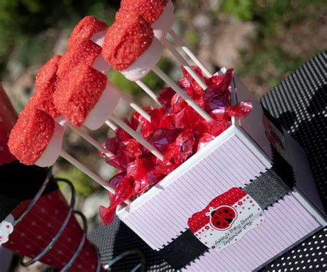 Ladybug Baby Shower Centerpieces by Create Stylish Baby Shower Centerpieces With Easy To Use