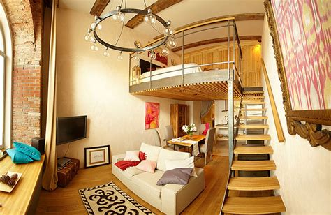 Two Floor Bedroom by Twisted