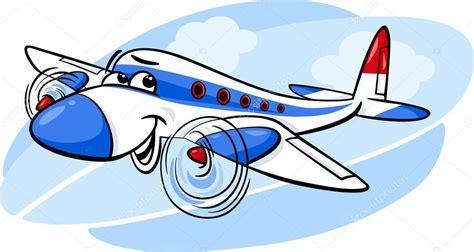 Airplane Wall Sticker aria aereo fumetto illustrazione vettoriali stock