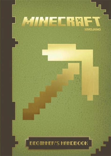 minecraft picture books minecraft the official beginner s handbook scholastic