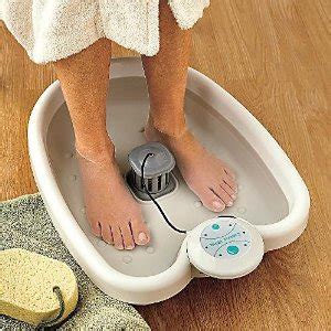 Detox Ion Spa Foot Bath by Detox Foot Bath Removes Heavy Metals From