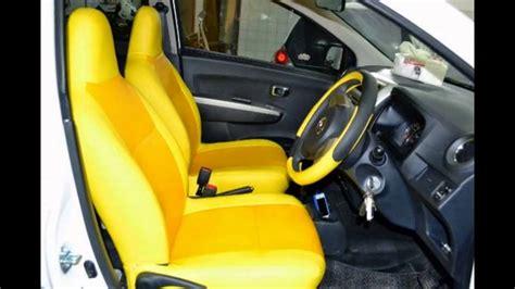 Sarung Jok Mobil Toyota Agya 085102859111 sarung jok mobil agya surabaya modifikasi