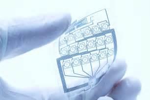 Printable Flexible Electronics | bend me shape me flexible electronics perform under