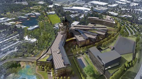 Pixar Headquarters by Boss Magazine Nike Oregon Headquarters Big Reveal