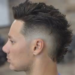 mohawk hair styles top 30 mohawk fade hairstyles for men