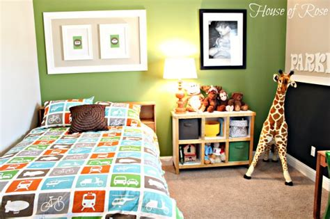 big boy room the re do from toddler to kindergartner