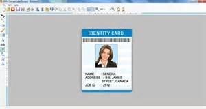 make id cards screenshot of label designer free version 7 3 0 1