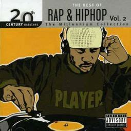 Cd Import Narada Collection Vol 2 the best of rap hip hop volume 2 20th century masters millennium collection import cd