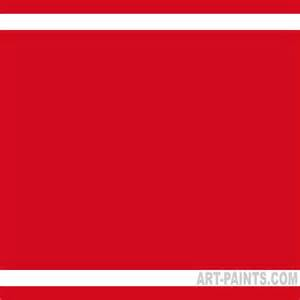 bright red student oil paints 681 bright red paint