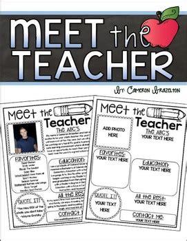meet the template meet the editable newsletter back to school open house newsletter newsletter