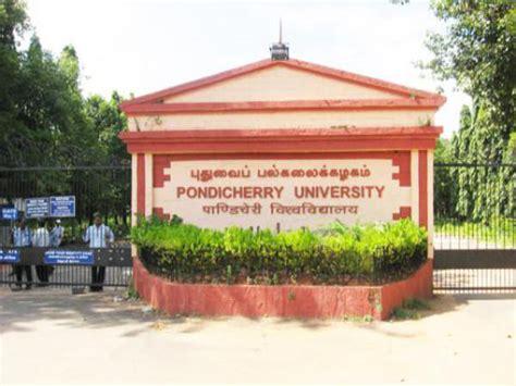 Mba Dde Pondicherry by Dde Pondicherry Offers Distance Mba Pg