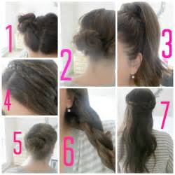 Cute Hairstyle Step By Step by Elle Sees Beauty Blogger In Atlanta A Month Of No Heat