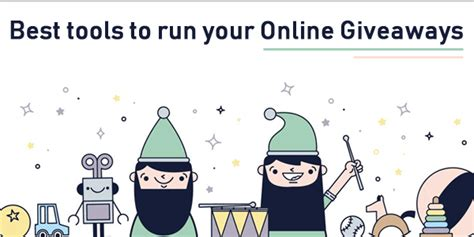 Best Online Giveaways - best tools for online giveaways giveaway monkey