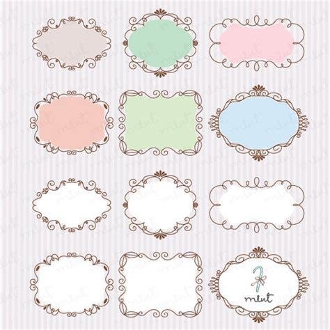 cornici clip cornici decorative clip 32
