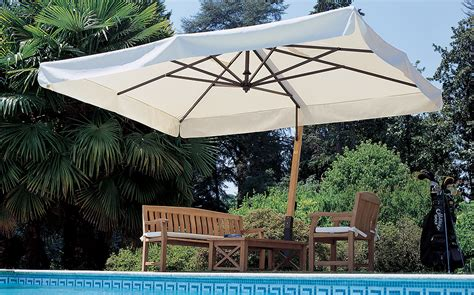 Large Offset Patio Umbrellas Large Offset Patio Umbrellas