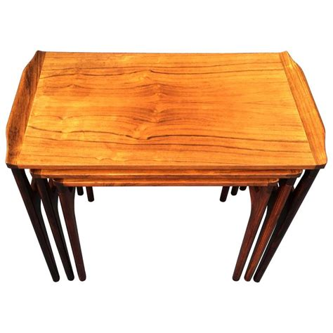 Danica Furniture by Nest Of Three Rosewood Table By Heltborg M 248 Bler For Domus Danica For Sale At 1stdibs