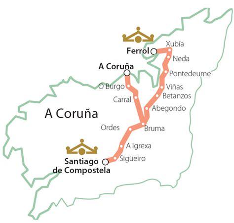 camino in inglese camino de santiago