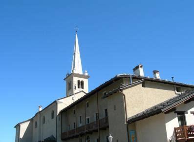 san paolo aosta chiesa parrocchiale della conversione di san paolo valle