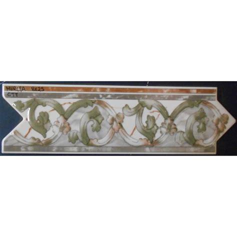 cenefa ceramica cenefa murcia 8x25cm azulejos tienda online