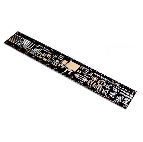Multi Functional Ruler multifunctional pcb ruler measuring tool ifuture technology