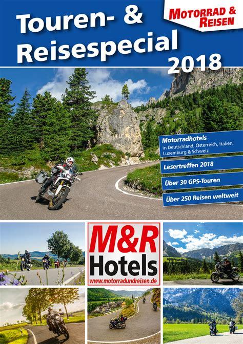 Motorrad Reisen by Motorrad Reisen Shop Sonderhefte