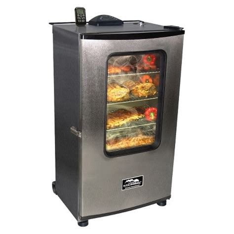 masterbuilt 40 quot electric smoker
