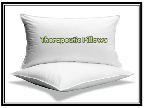 Therapeutic Pillow by Benefits Of Using Therapeutic Pillows Hubpages