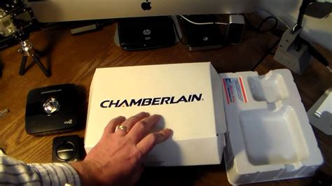 Chamberlain Garage Door Myq Chamberlain Myq Garage Door Hub Open Monitor Your G Doovi