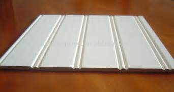 wood or mdf wall and ceiling panel with tongue groove