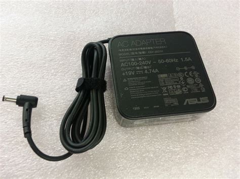 genuine asus f75v series f75vd 17 3 quot laptop ac power adapter charger exa1202yh ebay