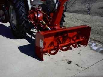 Blower 853 Preheather Original used farm tractors for sale 5 pto snow blower 2009 05 15 tractorshed