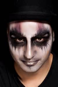 halloween makeup for guys halloween dark scary horror face painting pinterest